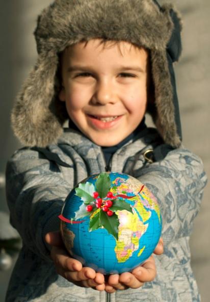 Giving Earth