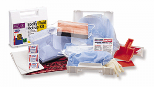 See our Bloodborne Pathogen & Personal Protection Products