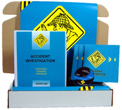 See our Accident Investigation Safety Training Materials