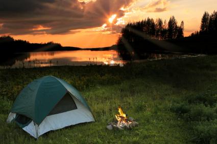 Tent-Campint