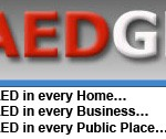Remember that every Home & Business should have an AED