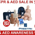 CPR & AED AWARENESS $ALE
