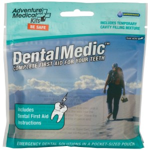 ADVENTURE MEDICAL DENTAL MEDIC - ADVENTURE MEDICAL KITS