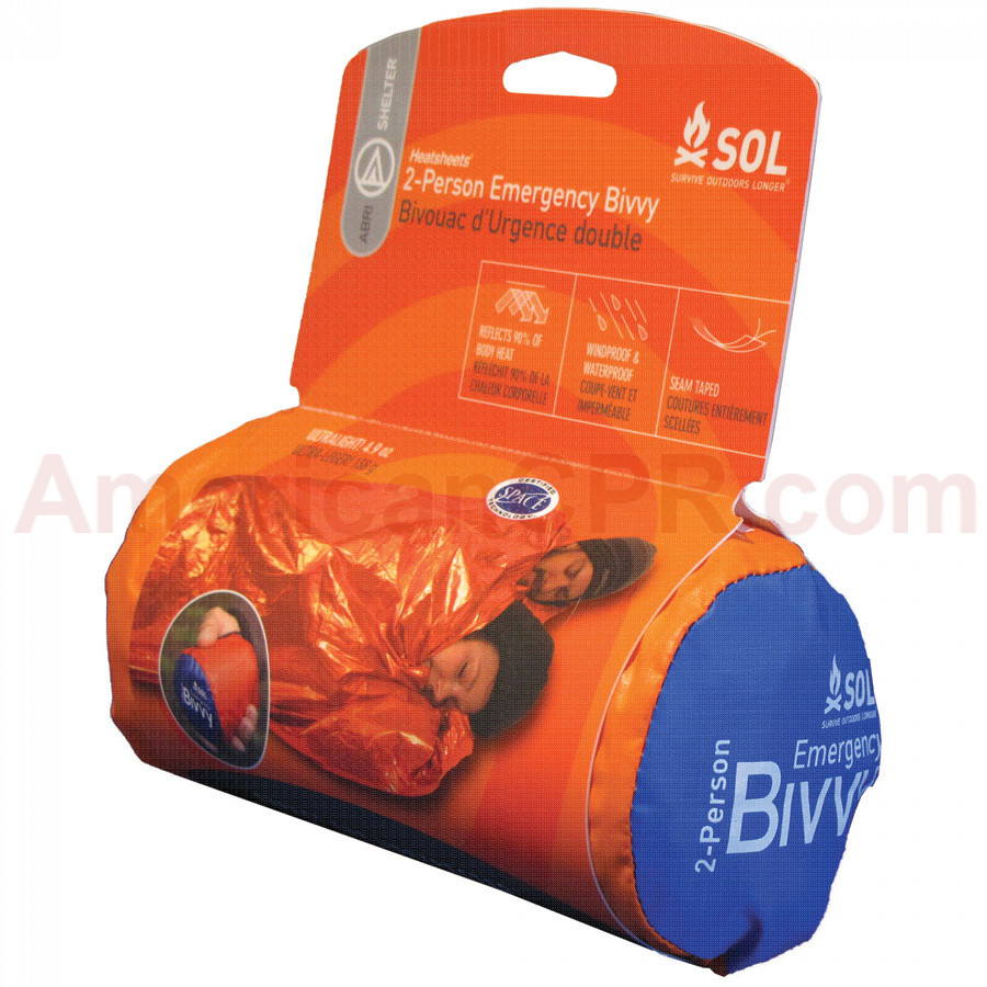 The Survive Outdoors Longer® Emergency Bivvy XL
