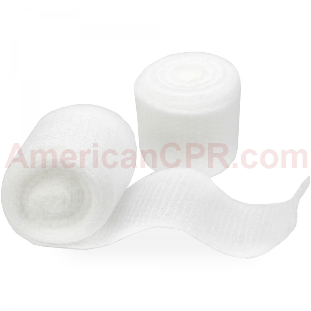 This conforming stretch bandage should be used for moderate compression