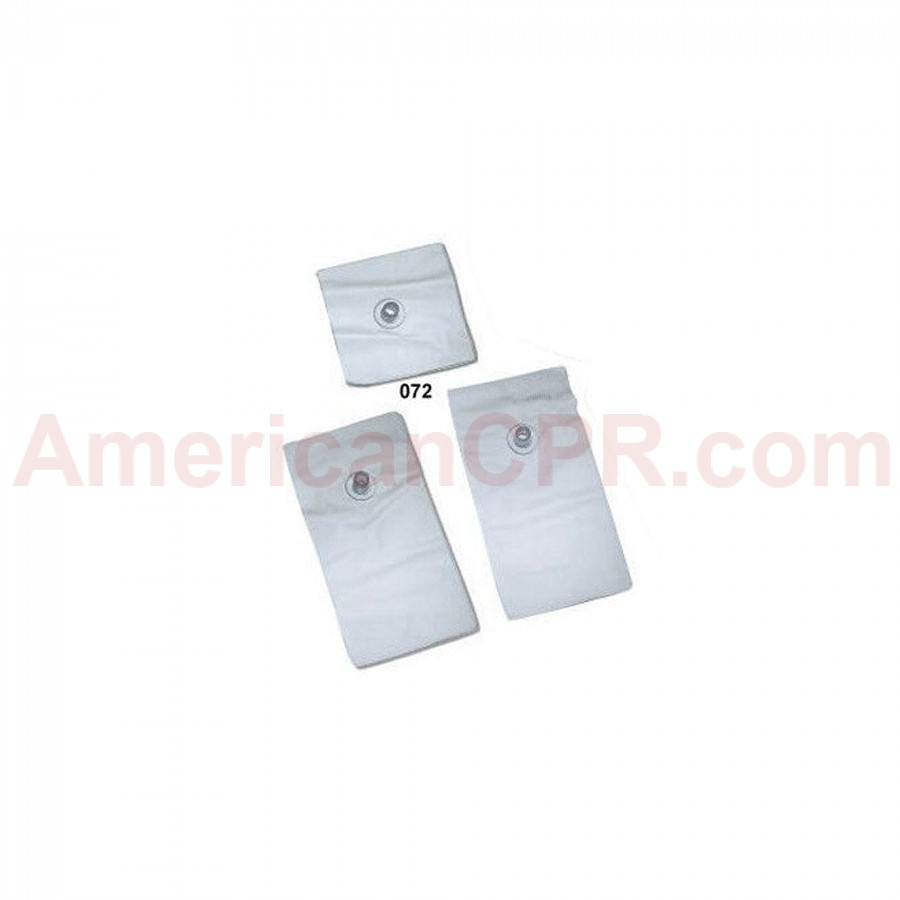 Replacement Lungs and Stomach for BLS Trainer - 3 Pack - Simulaids