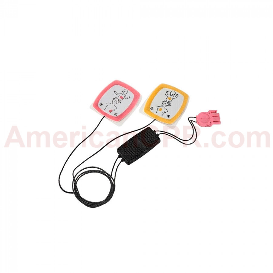 Replacement Infant/Child Reduced Energy Defibrillation Electrodes - Physio-Control