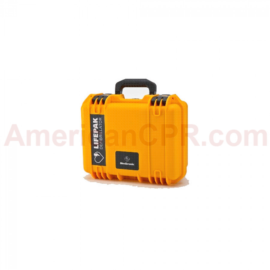 Hard-shell, Water-tight Carrying Case - Physio-Control