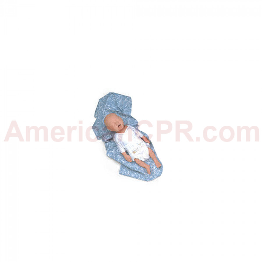 CPR Premie Infant Basic w/ Carry Bag - Simulaids