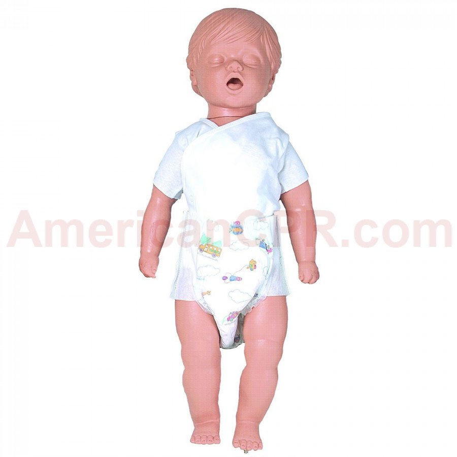 CPR Billy 6-9 Month Old Basic w/ Carry Bag - Simulaids