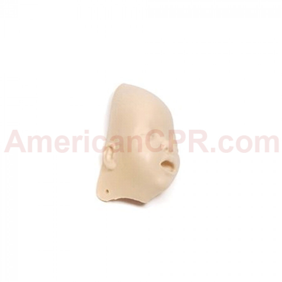 Resusci Baby - Infant CPR Manikin Faces - 6 Per Pack - Laerdal
