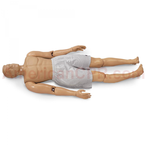 Large Hard Body Rescue Randy - 200-lb, Simulaids