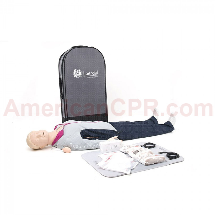 Resusci Anne QCPR - Full Body - Laerdal