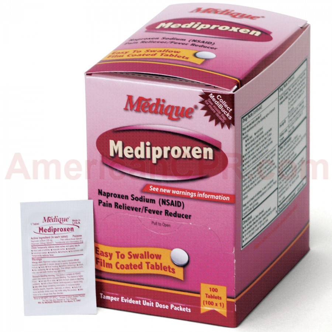Mediproxen, 100/box, Medique