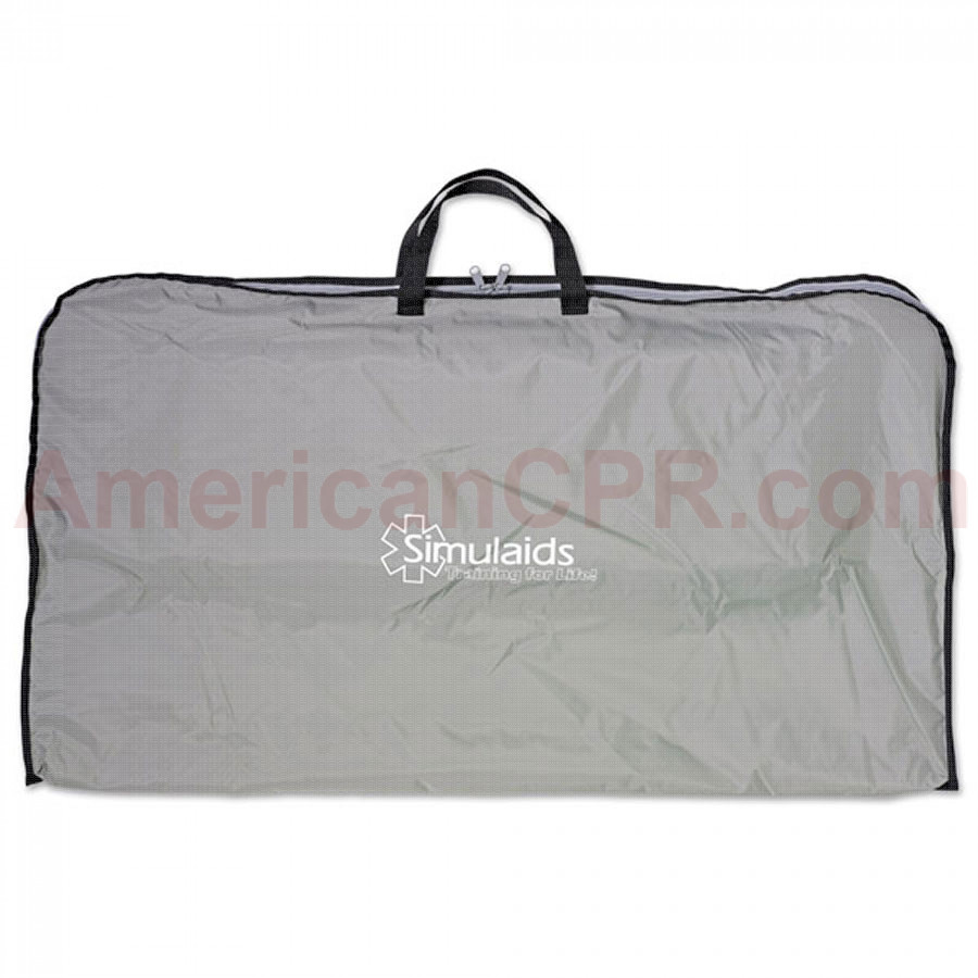 Simulaids Soft Carry Bag with Kneeling Pads - Simulaids