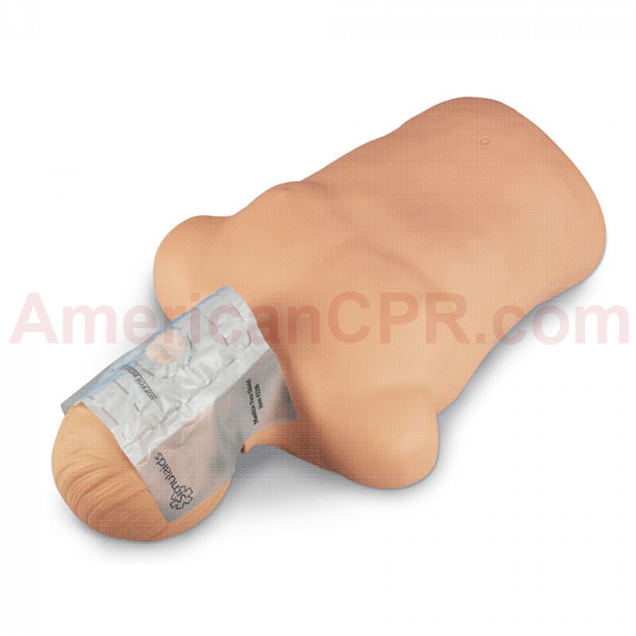 Brad Compact CPR Training Manikin - Simulaids