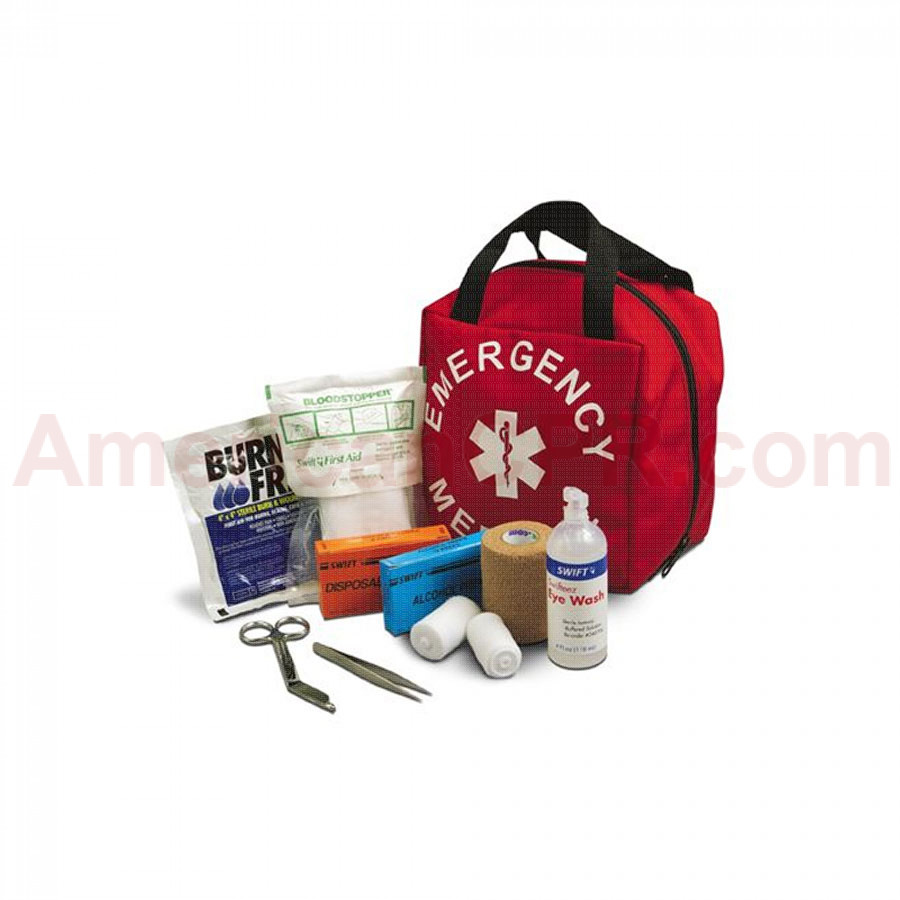 Standard Emergency Medical Kit - 93 Pieces - North
