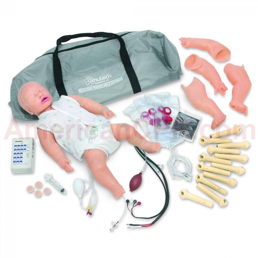 STAT Baby - Training for Life - Simulaids
