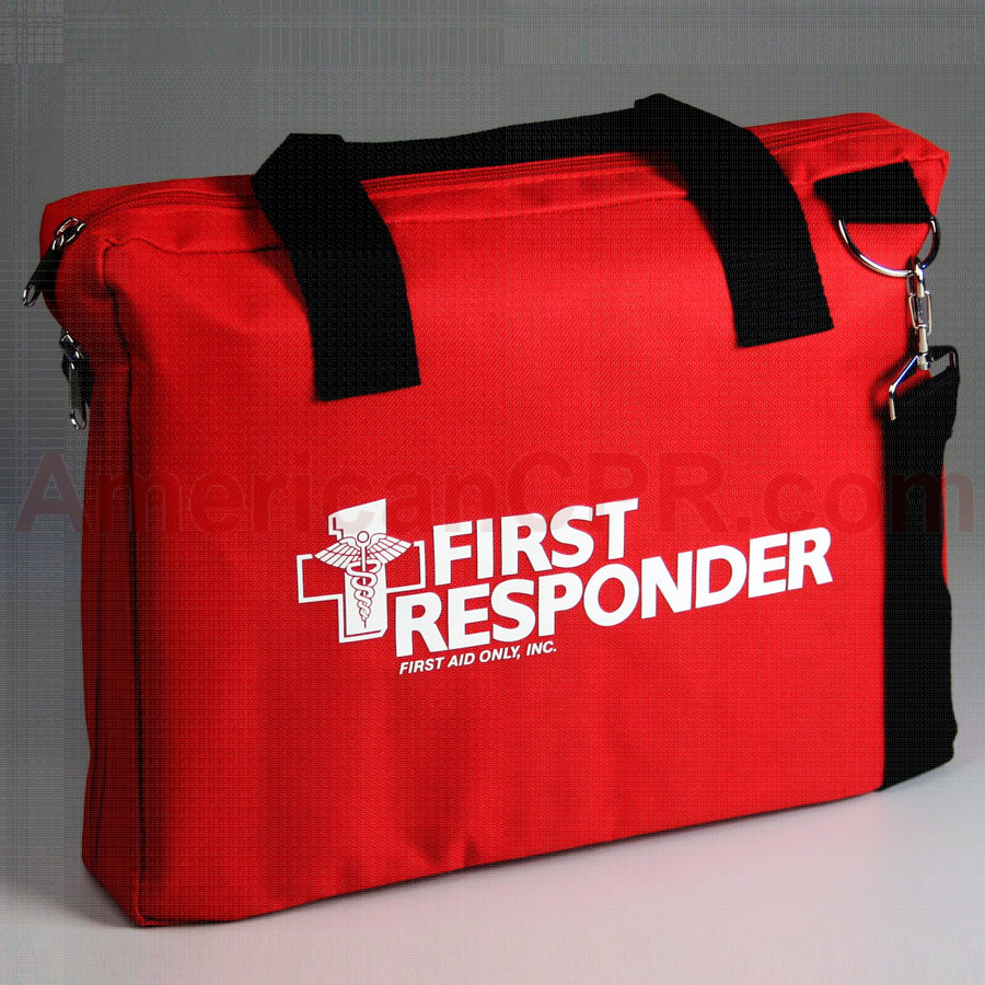 First Responder Bag, Medium - First Aid Only