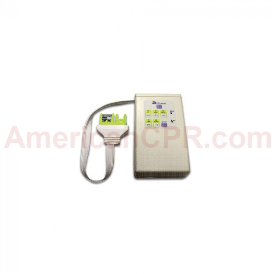 Defibrillator Analyzer Adapter Cable - AED Plus - ZOLL