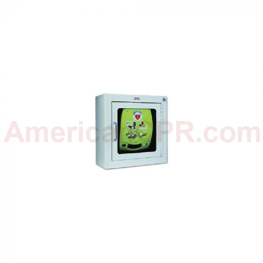 Zoll Recessed Wall Mounting Cabinet - ZOLL