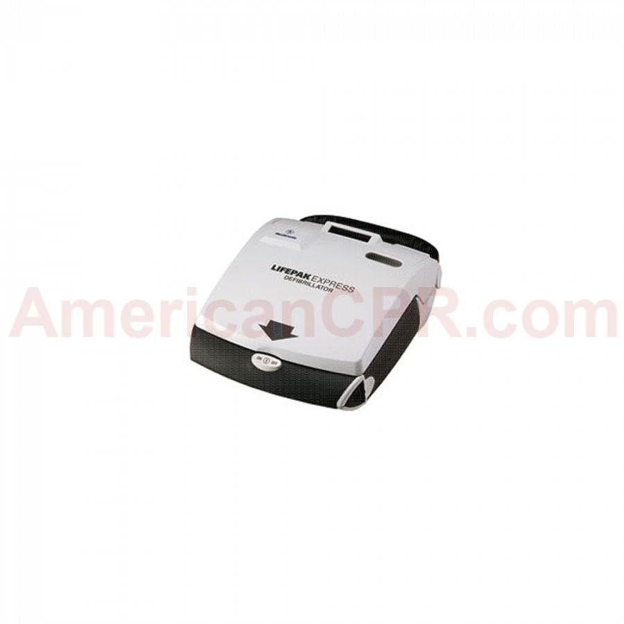 LIFEPAK Express Semi-automatic Includes 1 pair of QUIK-Pak electrodes - Physio-Control