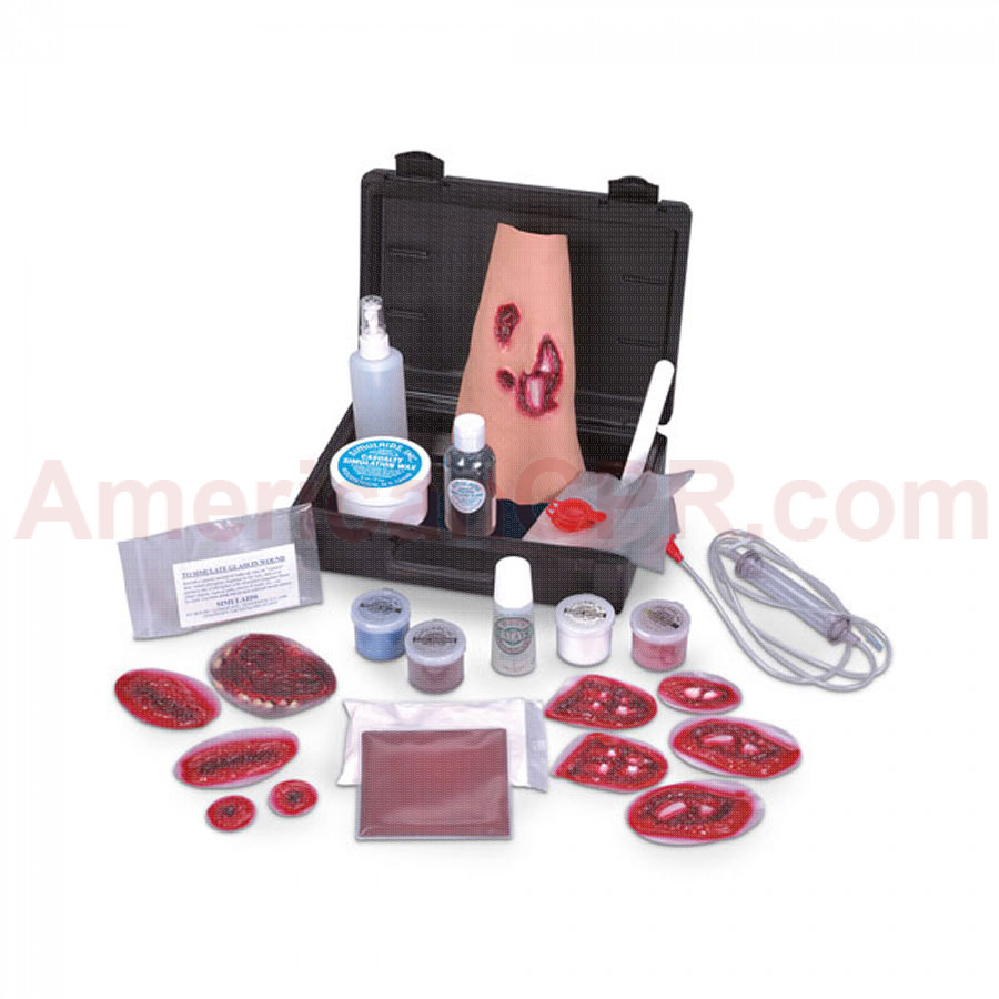 Basic Casualty Simulation Kit - Simulaids