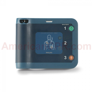 HeartStart FRx Defibrillator with FAA  Aviation Bundle - Philips