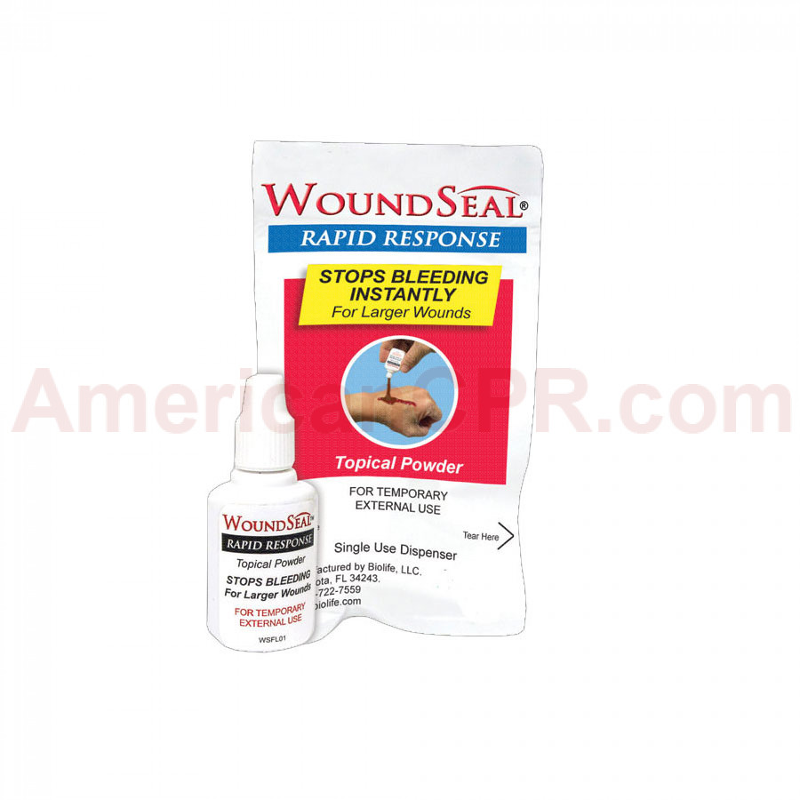 QR WoundSeal Rapid Response - Wound Seal