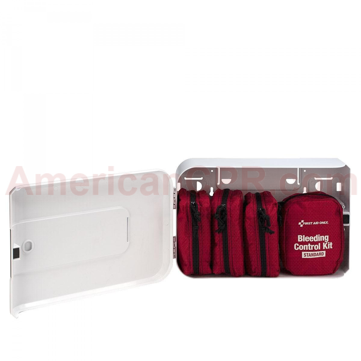 Smart Compliance Complete Cabinet Bleed Control, Plastic, First Aid Only