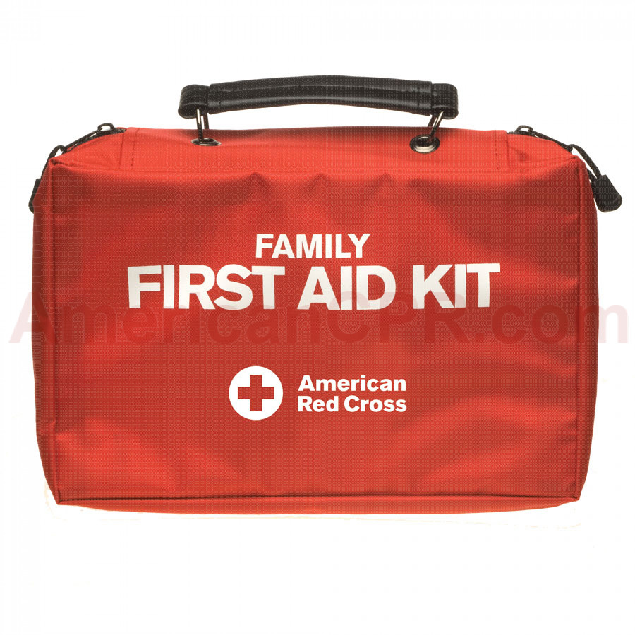 American Red Cross Deluxe Family First Aid Kit - American Red Cross