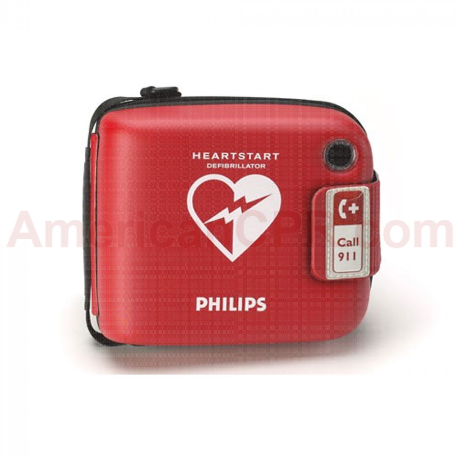 Semi-Rigid Carry Case for the Philips FRx AED - Philips