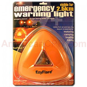 EZ Flare Emergency Warning Light - Mayday