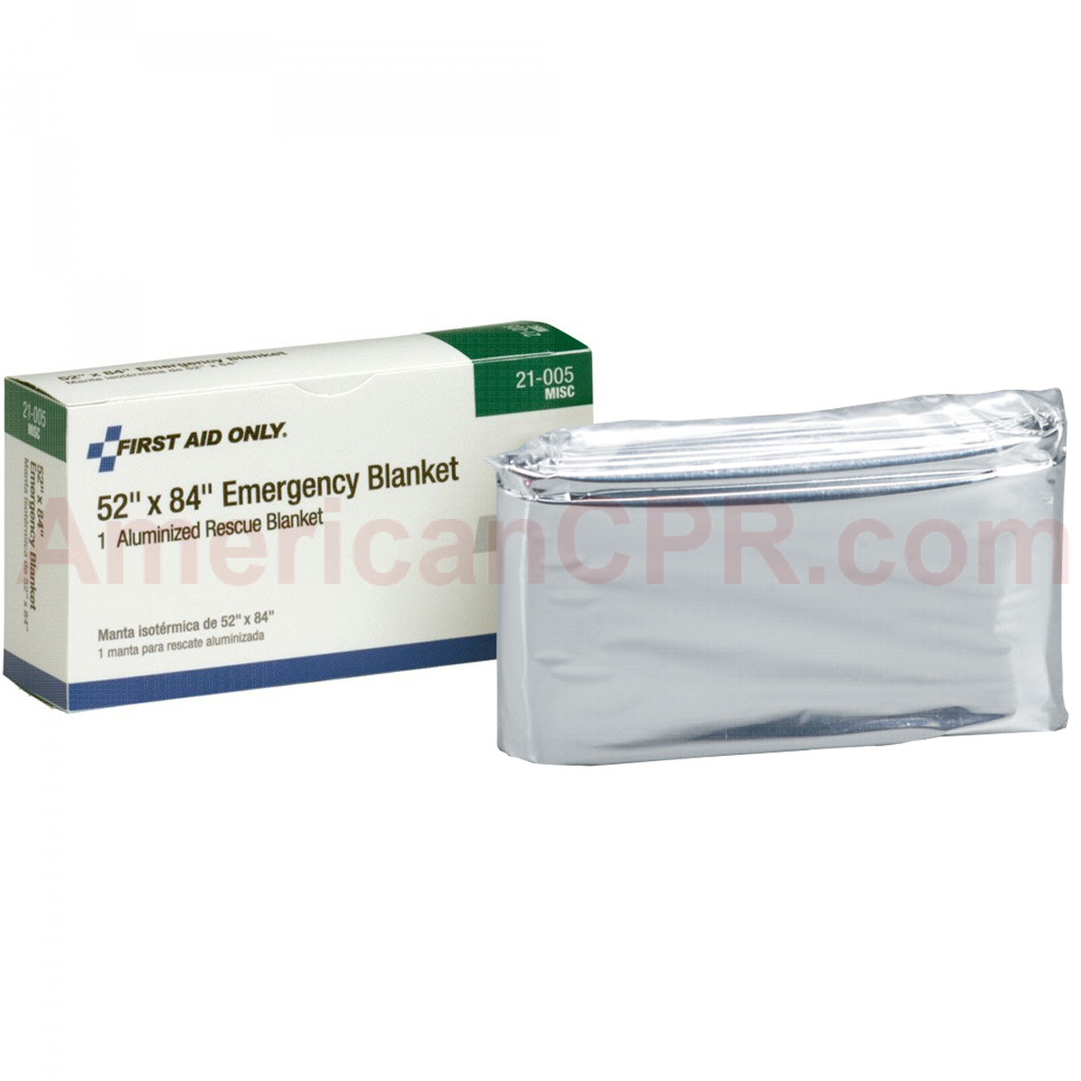Emergency Blanket - 1 Per Box - Pac-Kit by First Aid Only