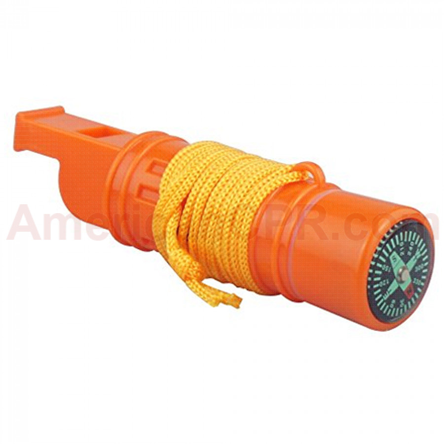 5-in-1 Survival Whistle - Mayday