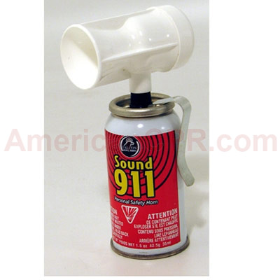 Air Horn - Pocket Size - Mayday