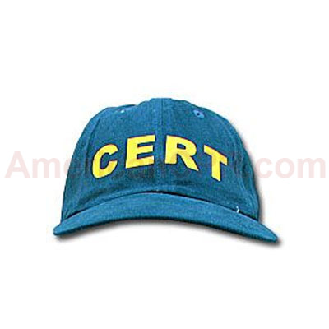 C.E.R.T. Logo Baseball Hat - Mayday