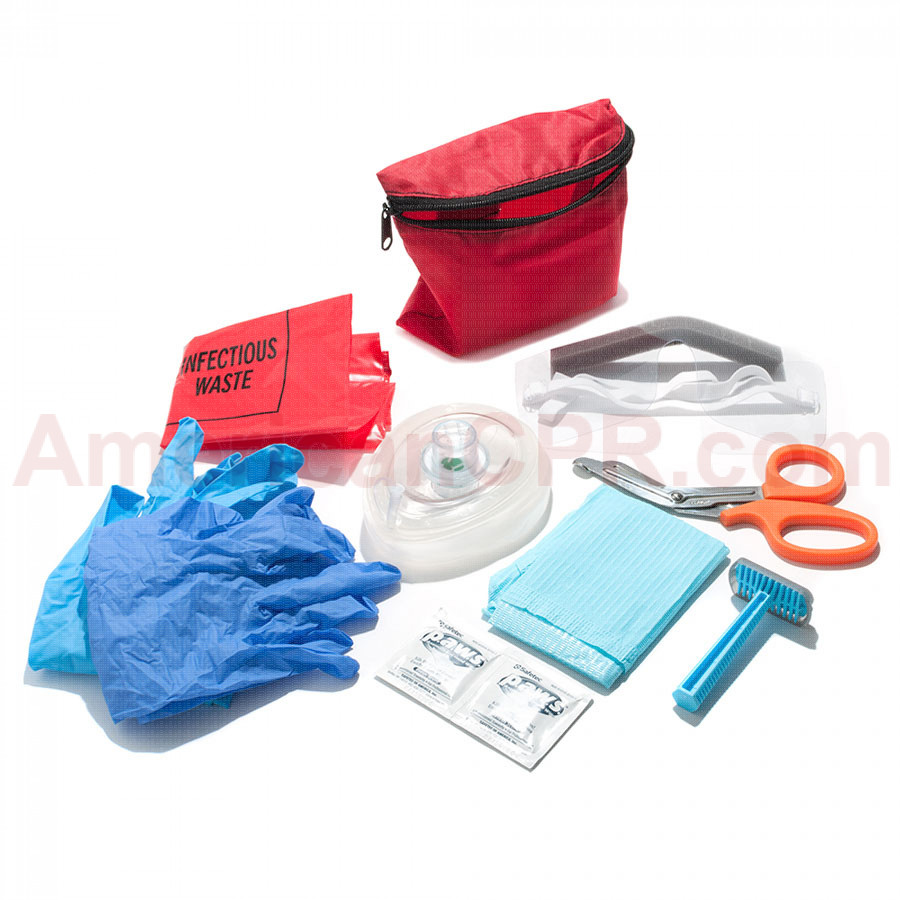 AED Rescue Pack - Defibtech