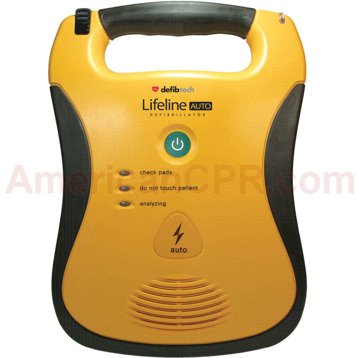 Defibtech AUTO AED - 5 year battery - Defibtech