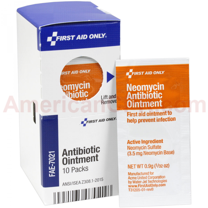 Neomycin Antibiotic Ointment, 10 Each - SmartTab EzRefill - SmartCompliance SmartTab ezRefill