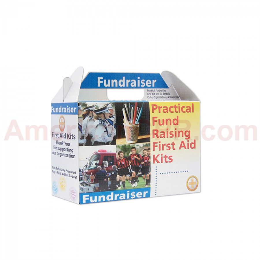 Fundraising Carry Tote - Urgent First Aid