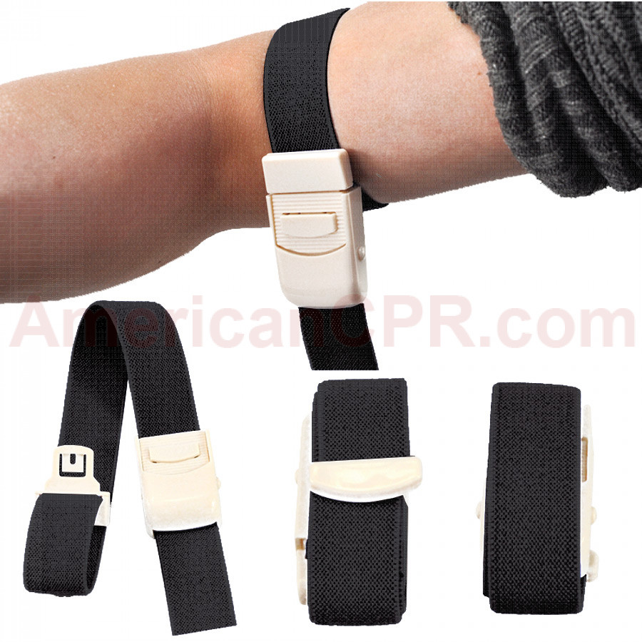 Hemostatic Band / Tourniquet Strap - 1 Each - Genuine First Aid