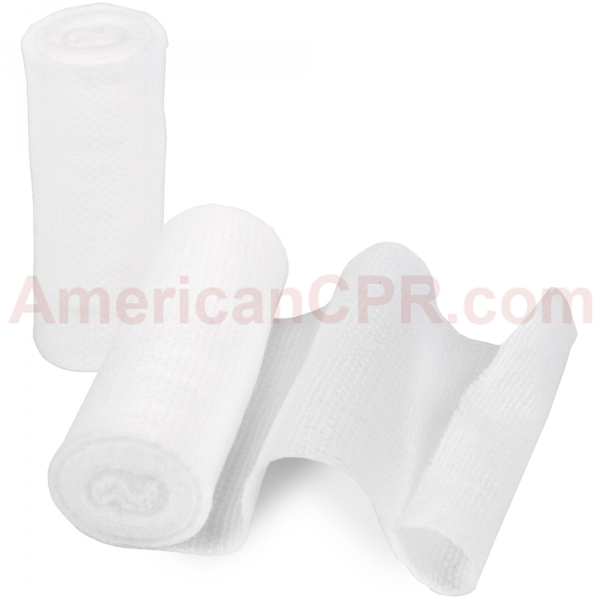 "Conforming Gauze Roll Bandage, Non-Sterile 3"" - 1 Each - First Aid Only"