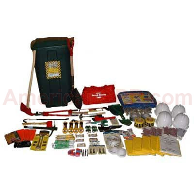 4 Person Professional Rescue Kit - Mayday
