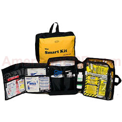 Smart Kit w/ First Aid 64 Piece - Mayday
