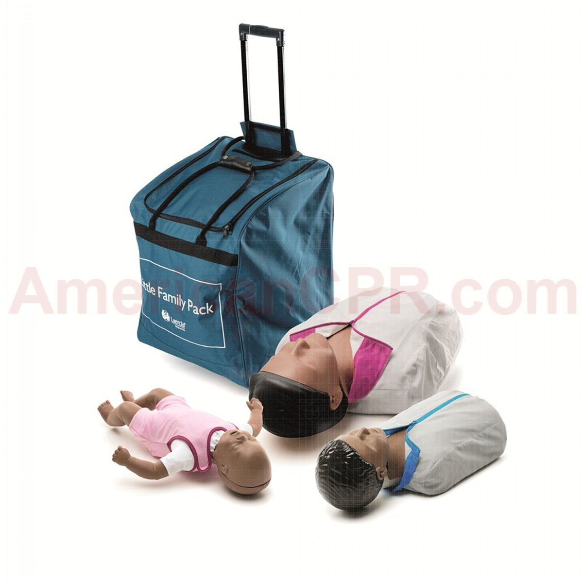 Little Family Pack - Dark Skin - Laerdal