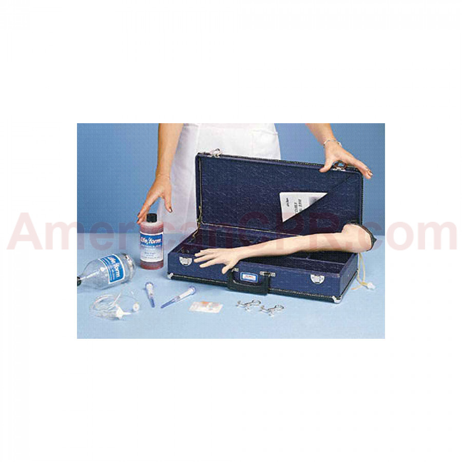 Pediatric Arm Replacement Skin and Vein Kit - LifeForm