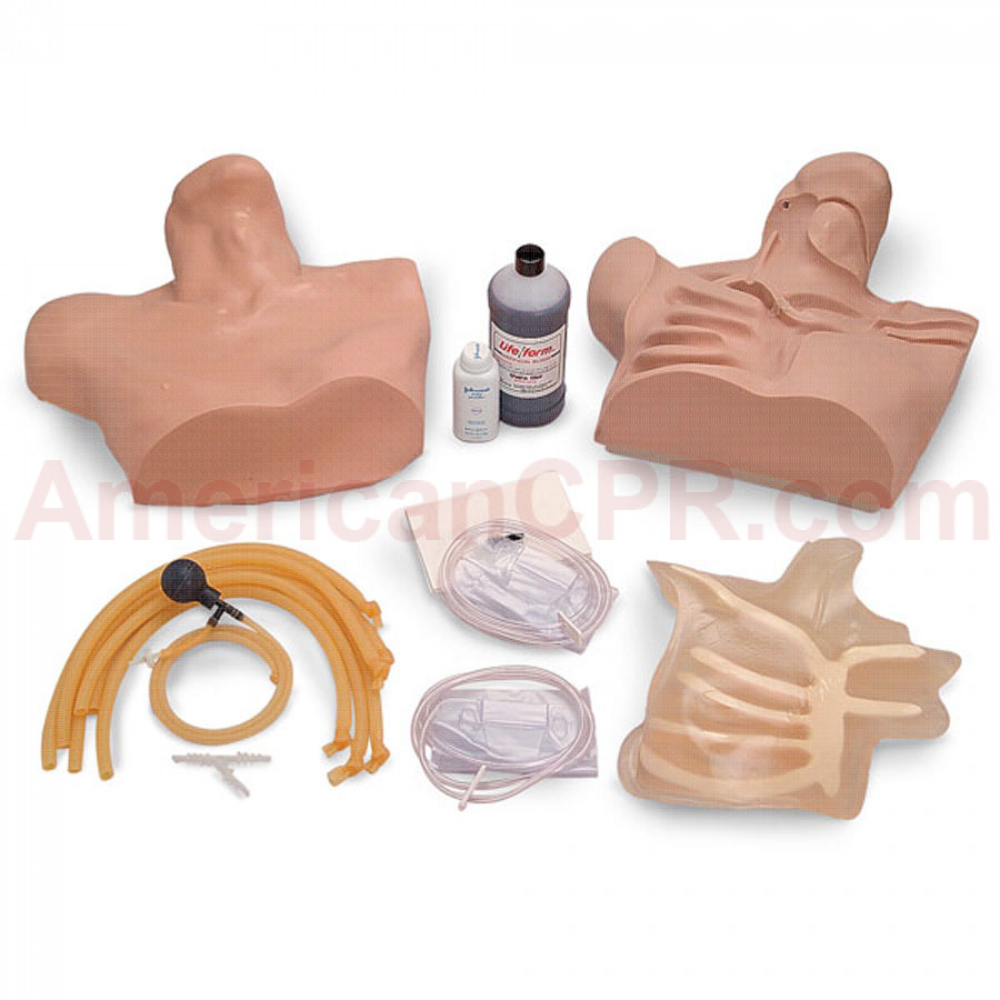 Central Venous Cannulation Simulator Replacement Kit - LifeForm