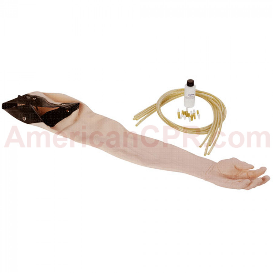 Advanced Injection Arm: Skin and Vein Replacement Kit - White - LifeForm