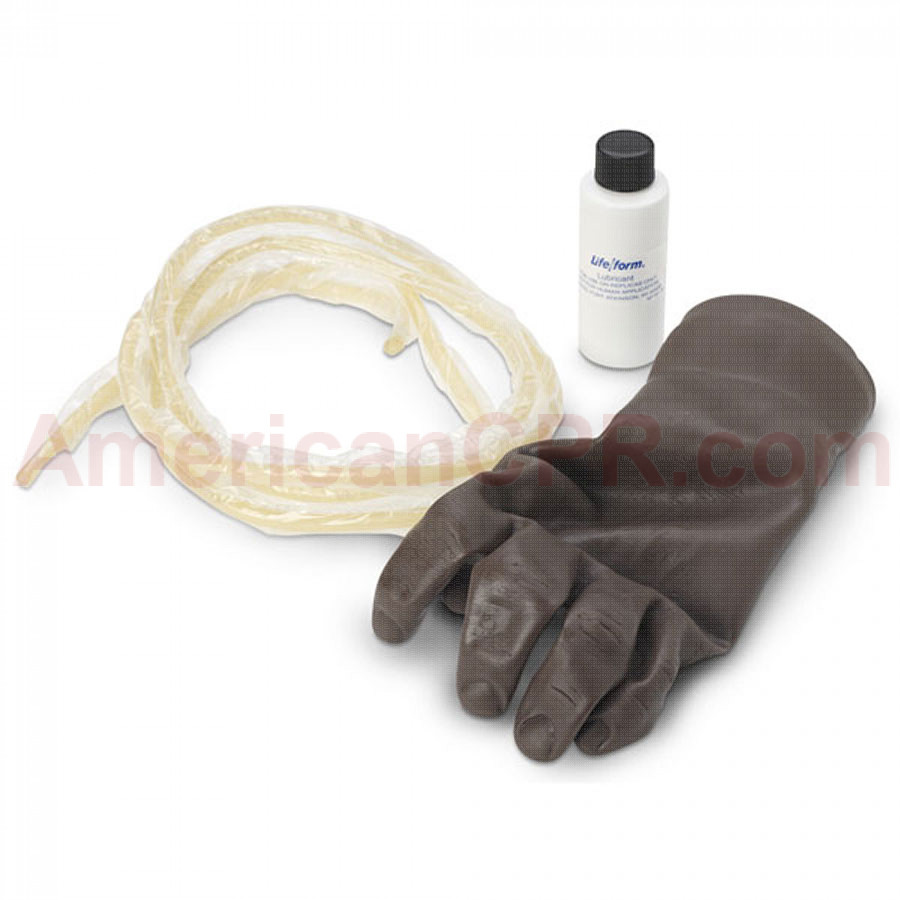 Advanced IV Hand Replacement Skin Only - Black - LifeForm